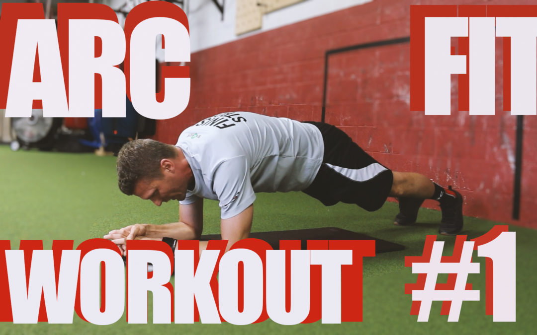ARC Fit Games 2021 Workout #1